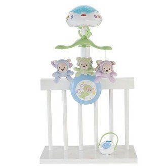 Fisher Price 3 i 1 Butterfly Dreams uro med projekter