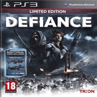 Defiance Limited Edition - PS3