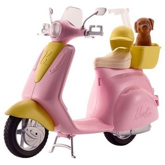 Barbie Scooter