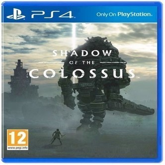 Shadow of the Colossus (Nordic) - PS4