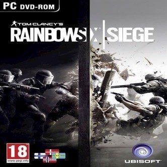 Tom Clancys Rainbow Six Siege Nordic - Ps4
