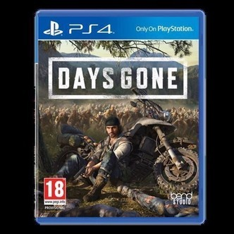 Days Gone Nordic - PS4
