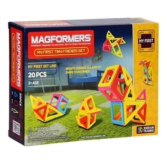 Magformers my first little friend, 20 dele