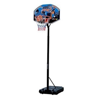 Basketball stander, My Hood