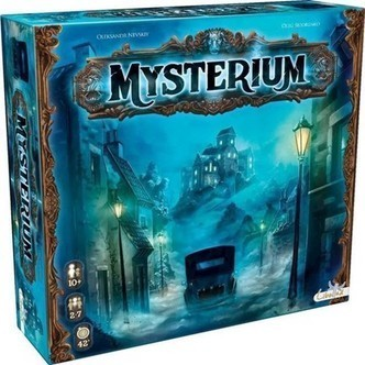 Spil, Mysterium - Core Game