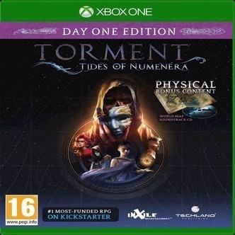 Torment Tides of Numenera Day 1 Edition - PS4
