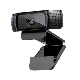 Logitech - C920 HD Pro Webcam USB - Sort