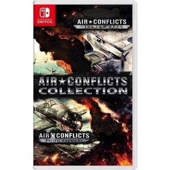 Air Conflicts Double Pack - Nintendo Switch
