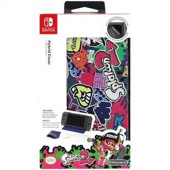 Power a nintendos witch hybrid cover splatoon 2