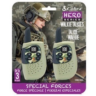 Cobra - Walkie Talkie Special Forces
