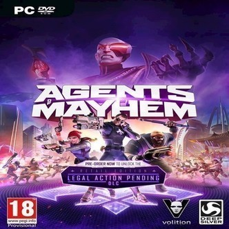 Agents of Mayhem Day One Edition - XBOX ONE