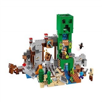 Lego Minecraft 21155 Creeper Minen