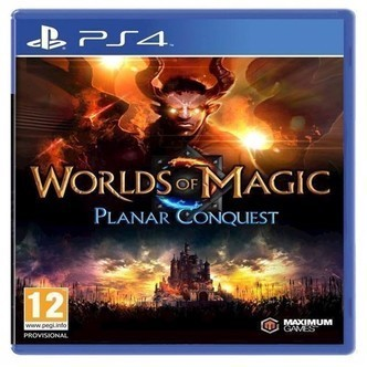 Worlds of Magic - Planar Conquest - PS4
