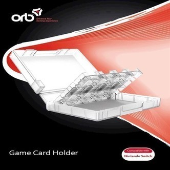 Nintendo Switch  Game Card Holder X 16 Orb