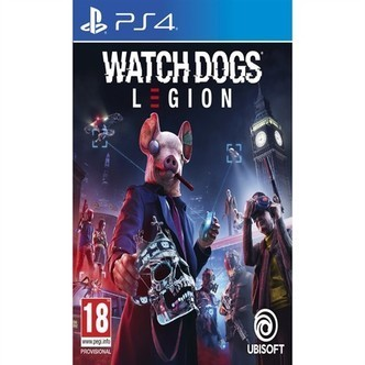 Watch Dogs: Legion, PS4