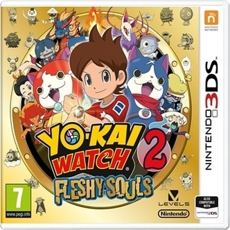YoKai Watch 2 Fleshy Souls - Nintendo 3DS