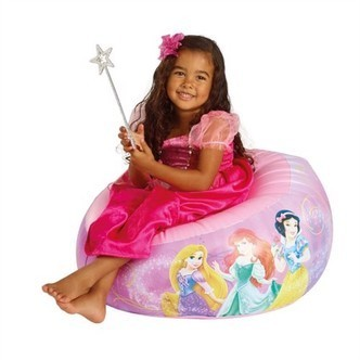Disney Prinsesse Mini Chilll Nest Oloppustlig
