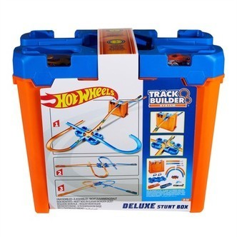 Hot Wheels track builder luksus stuntbox