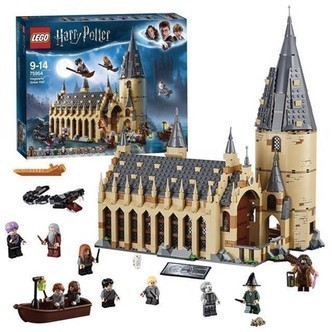 LEGO Harry Potter 75954 Hogwarts storsal