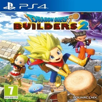 dragon quest builders 2, Nintendo Switch
