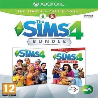 The Sims 4  The Sims Cats  Dogs Bundle - Xbox One