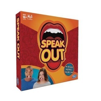 Hasbro  Speak Out DK/NO