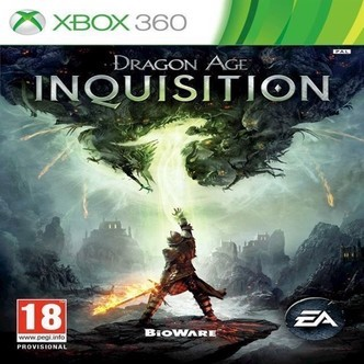 Dragon Age III 3 Inquisition - PS3