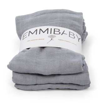 EMMIBABY Stofble - Nordic Nature, Rock Grey