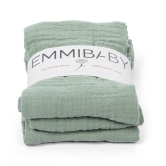 EMMIBABY Stofble - Nordic Nature, Moss Green