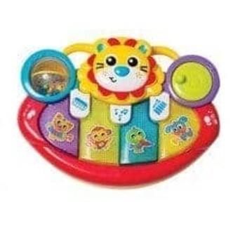 Jerry's Class Lion Activity Kick Toy Piano