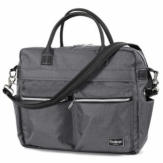 Pusletaske Travel Lounge Grey