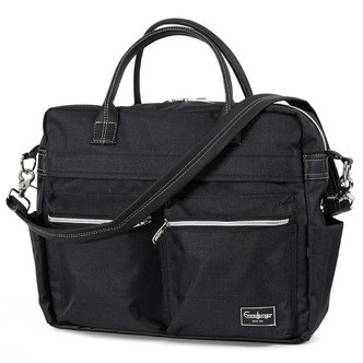 Pusletaske Travel Lounge Black