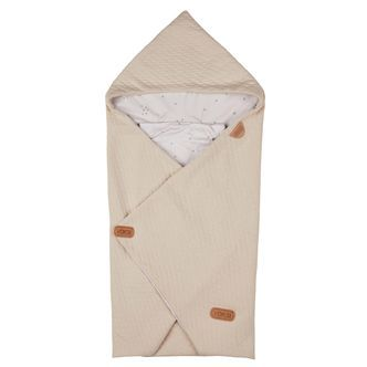 Baby Wrap fra Voksi - Quilted Sand Star
