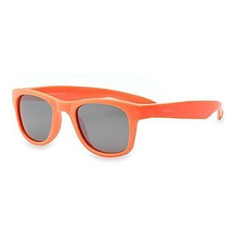 Solbriller fra Real Shades - Surf Flex - Neon Orange