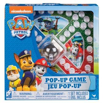 Pop up Ludo m. Paw Patrol Patrol