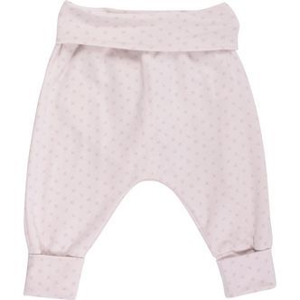 Cross Pants fra Müsli - Light Rose (GOTS)