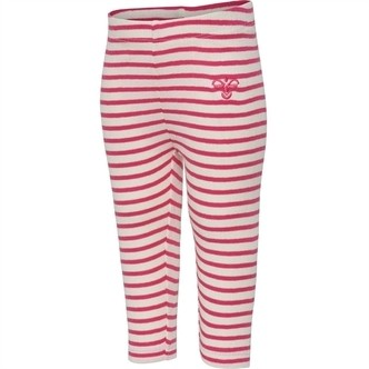 Hummel - Balto Tights Pink Stripes
