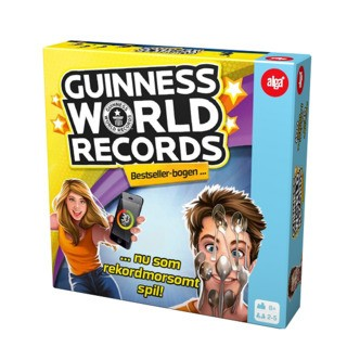 Guinness World Records DK - Alga