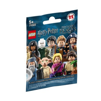 Harry Potter - series 1 - 71022 - LEGO Minifigures