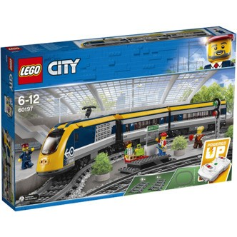Passagertog - 60197 - LEGO City