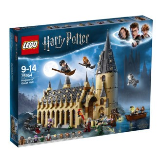 Hogwarts storsal - 75954 - LEGO Harry Potter
