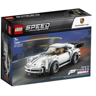 1974 Porsche 911 Turbo 3.0 - 75895 - LEGO Speed Champions