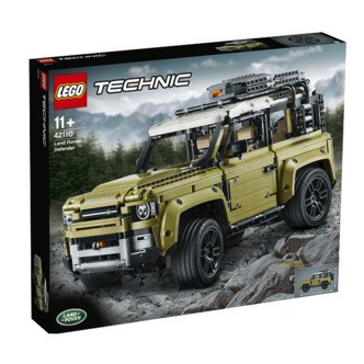 Land Rover Defender - 42110 - LEGO Technic