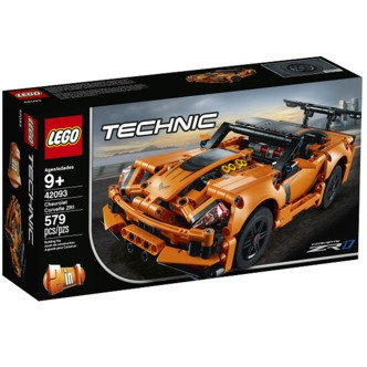 Chevrolet Corvette ZR1 - 42093 - LEGO Technic