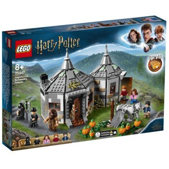 Hagrids hytte: Stormvinds redning - 75947 - LEGO Harry Potter