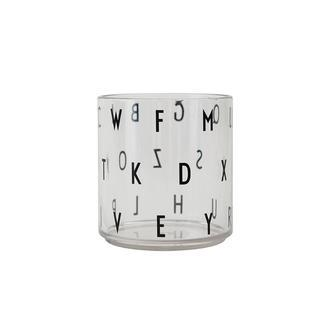 Design Letters Kids personal drinking glass - ABC