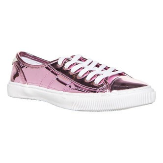 Smoke Rose Trainer LOW PRO LUXE - WF100003A fra SuperDry