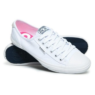 White Low Pro sneakers fra SuperDry