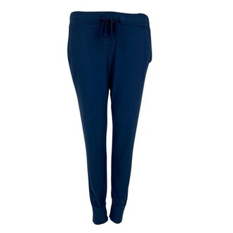 Navy ISA jersey pants 3872 fra Black Colour