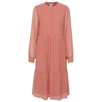 Faded Rose IHBIBI DRESS 20111929 fra Ichi